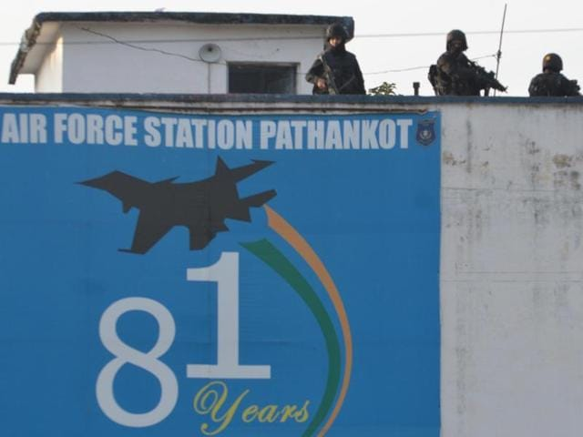 """Defence minister Manohar Parrikar said the Pakistan was """"pretending to fall asleep"""" despite substantive evidence shared by India on Pathankot terrorist attack."""