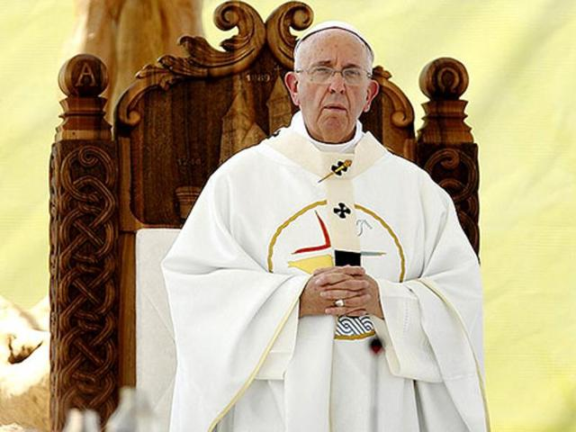 Pope Francis made the comments in light of the spreading Zika virus.