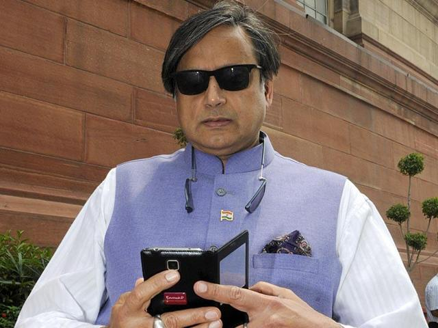MP Shashi Tharoor has pledged to introduce a private member's bill in Parliament seeking the repeal of legislation relating to sedition.