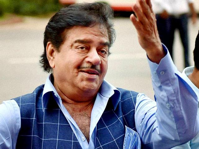 BJP MP Shatrughan Sinha was expressing his disapproval over the Centre's treatment of JNUstudent union leader Kanhaiya Kumar and the use of sedition charges.