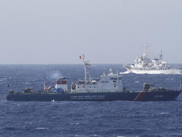 South China Sea,China,Defence facilities