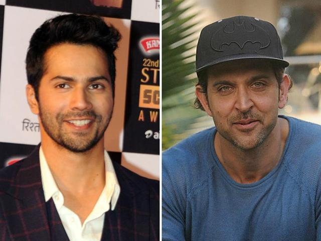 Reports suggest that Varun Dhawan and Hrithik Roshan will be judging a new dance reality show on &TV soon.
