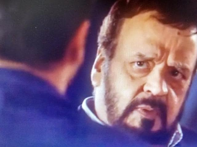 Ravi Khanna in TVshow Kala Tika. (Facebook)