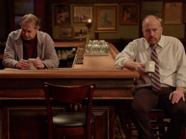 The show is called Horace and Pete, and it makes the oddball 'Louie' look as mainstream as an Avengers movie.