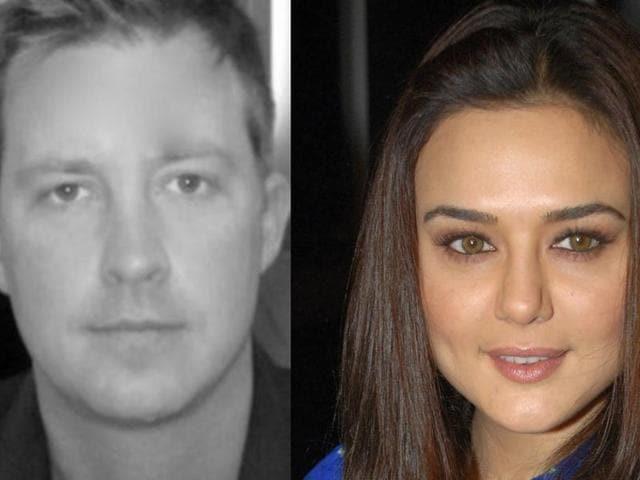 Preity Zinta,Gene Goodenough,Preity Zinta marriage