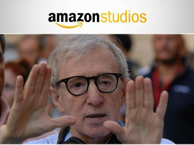 Woody Allen,Amazon Studios,Woody Allen Movies