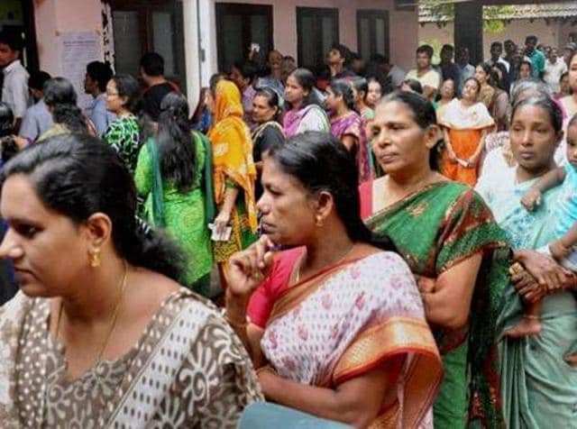 Just 1.68 lakh votes separated the winners and losers in 2011 state elections in Kerala.