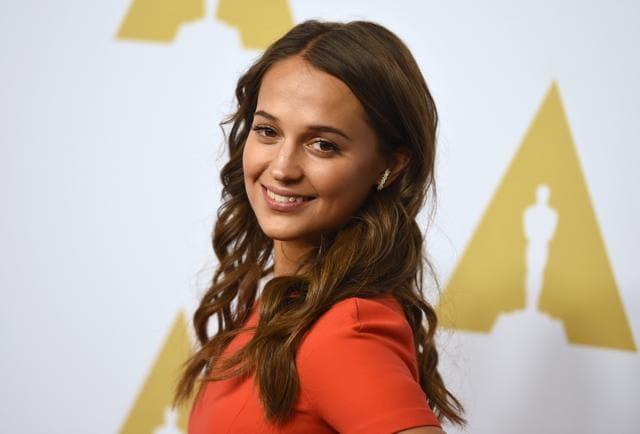Alicia Vikander,Hollywood,Dream role