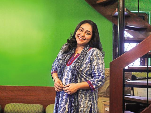 Meghna Gulzar respects parents for raising her together, separately