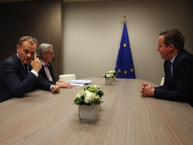 EU-UK membership talks