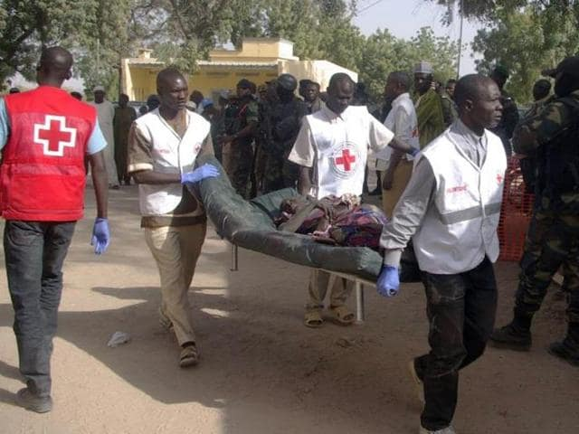 Cameroon,Suicide attacks,Bomb blasts