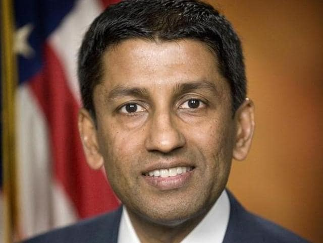 Among the nominee names that have been noted is 48-year-old appeals court judge Indian-American Srikanth Srinivasan. He's a likely candidate, but the very reasons that qualify him could also make him unlikely.