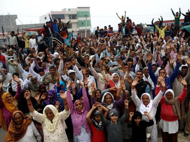 Jat agitation,Jat quota stir,Haryana government