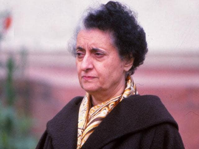 Indira Gandhi assassination