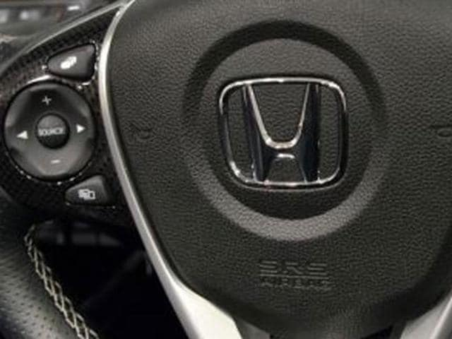 Honda said it will voluntarily replace driver side airbag inflators of 57,676 vehicles of previous generation of City, Jazz and Civic as part of the firm's preventive global recall campaign concerning air bag inflators.