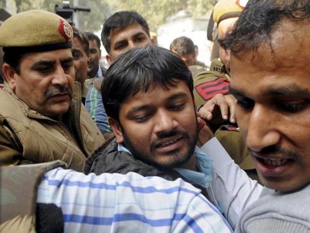 JNU row,JNU sedition case,Kanhaiya Kumar
