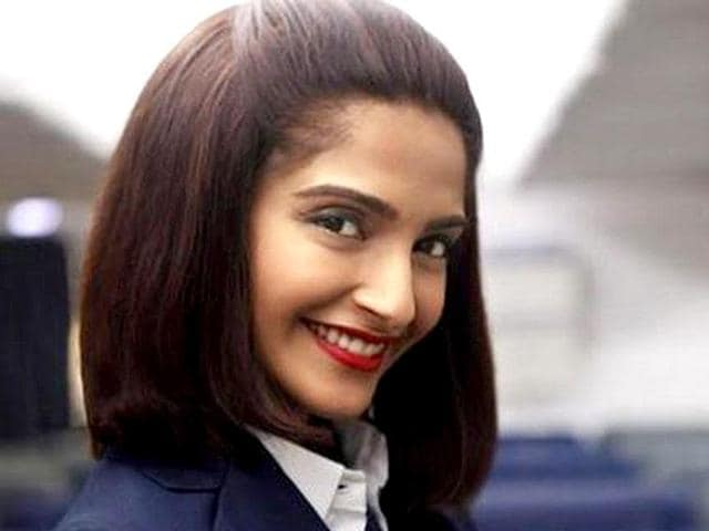 Sonam Kapoor essays the titular role in Neerja.