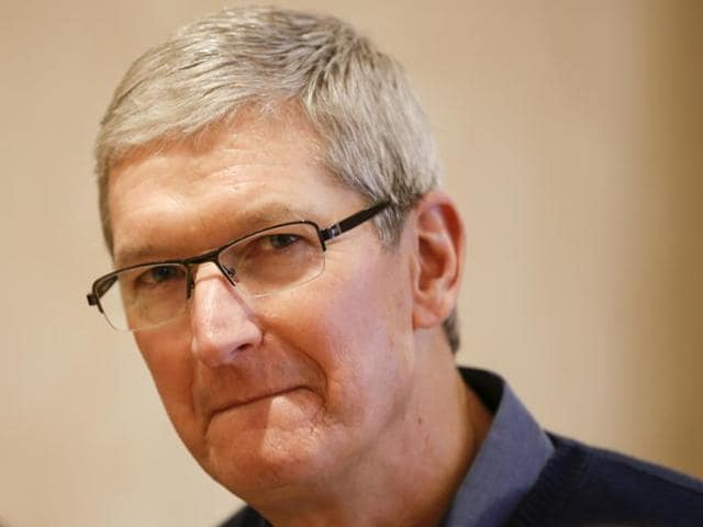 Apple Chief Executive Officer Tim Cook