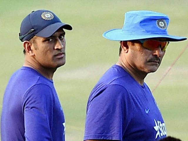 Team India director Ravi Shastri