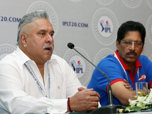 A file photo of Kingfisher Airlines owner, Vijay Mallya.