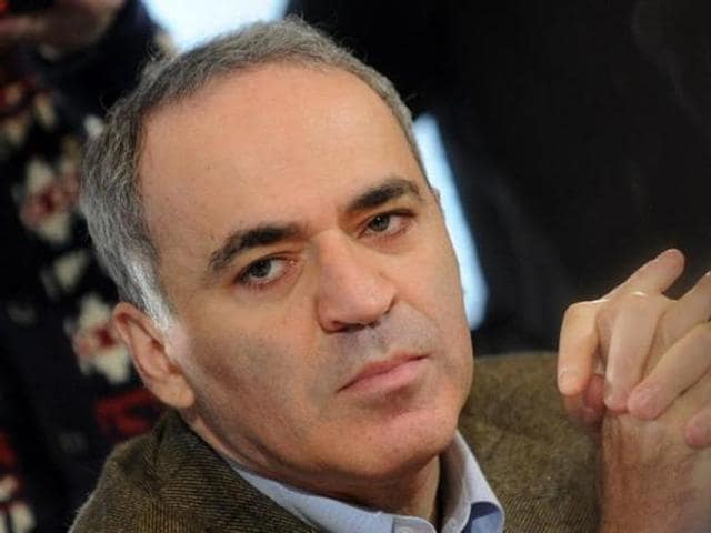 Former world champion Garry Kasparov thinks if it was difficult to win against machines then, with advancement in technology it is virtually impossible to compete against machines in this age.