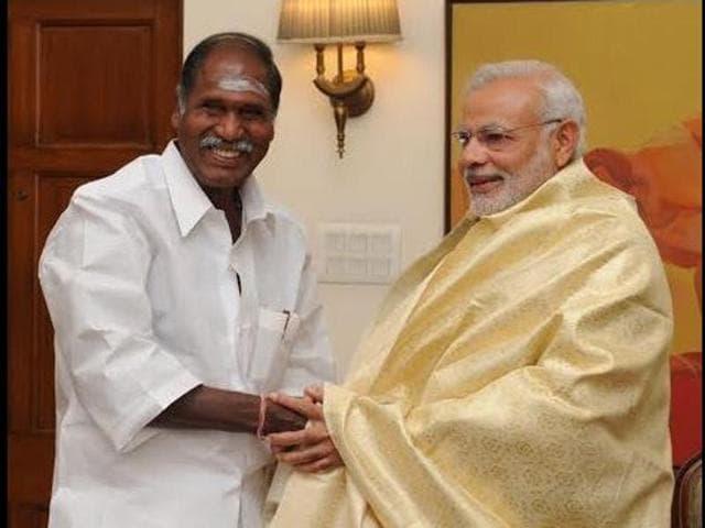 Teman Sekarang, Musuh Berikutnya: Semuanya Adil dalam Politik Puducherry |  Hindustan Times