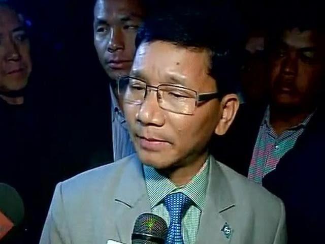 Dissident Congress leader Kalikho Pul was sworn in aschief minister of  Arunachal Pradesh by Governor J P Rajkhowa in Itanagar on Friday.