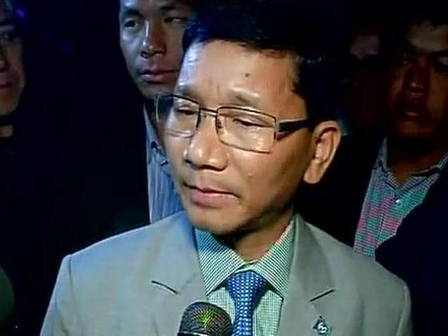 Kalikho Pul is the first CM of an Indian state with half of his tribe in China.