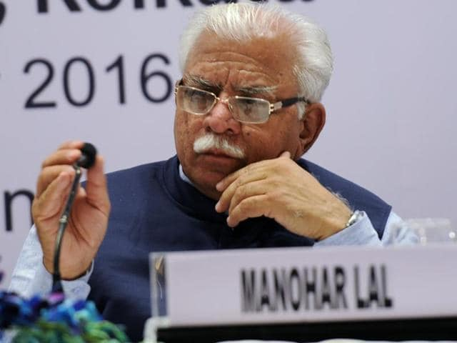 Haryana chief minister MLKhattar appealed for calm and peace in the state on February 20, 2016 following as agitation by the Jat community continued.
