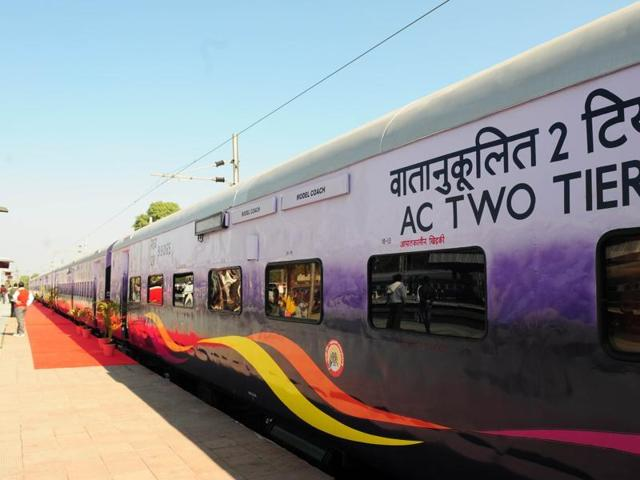 The Indian Railways may soon provide gaming and app-based food ordering facilities in trains across India.