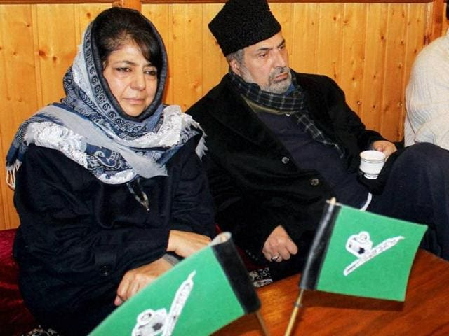 The announcement is likely to be made after PDP president Mehbooba Mufti holds a meeting with Prime Minister Narendra Modi and BJP president Amit Shah.