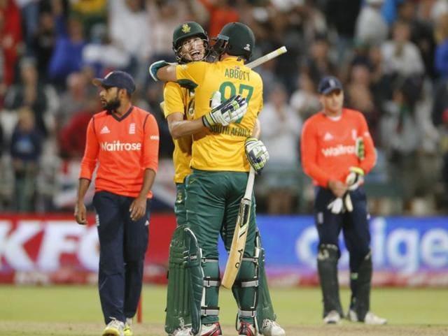 South Africa vs England T20 series,Chris Morris,Faf du Plessis