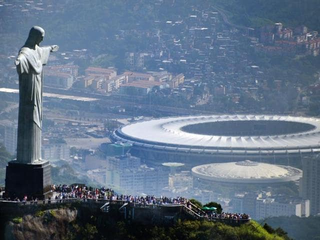 Officials are already preparing a Plan B in case the main swimming venue for the Rio de Janeiro Olympics is not ready for a test event in April.