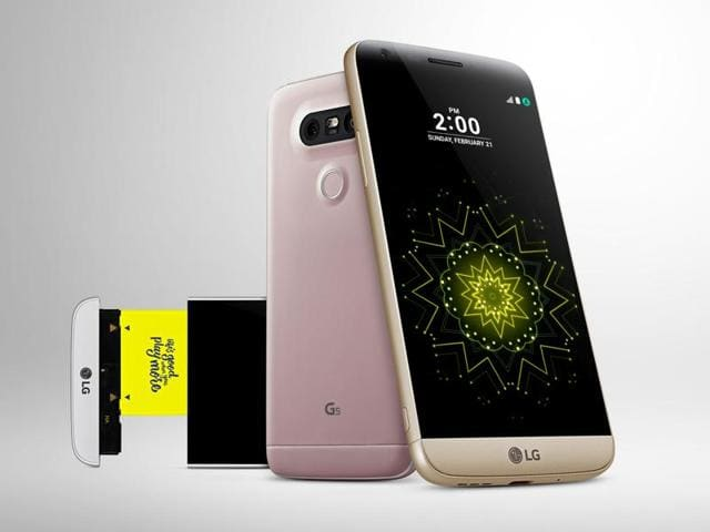 The specifications were the least exciting information about the LG G5.