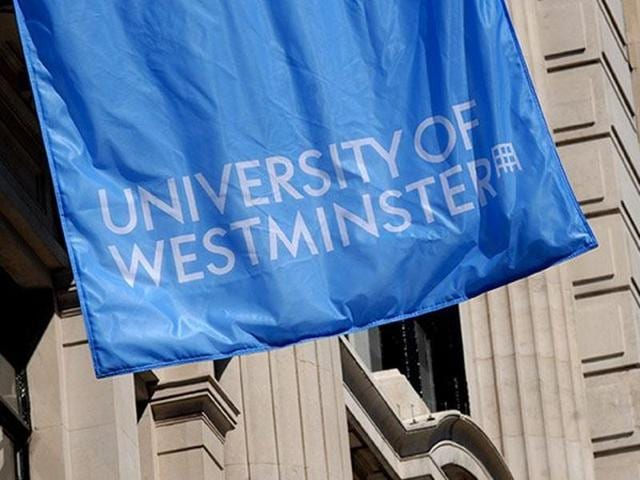The University of Westminster in London has tightened security since Jihadi John - whose real name was Mohammed Emwazi - was last year revealed as a former student.
