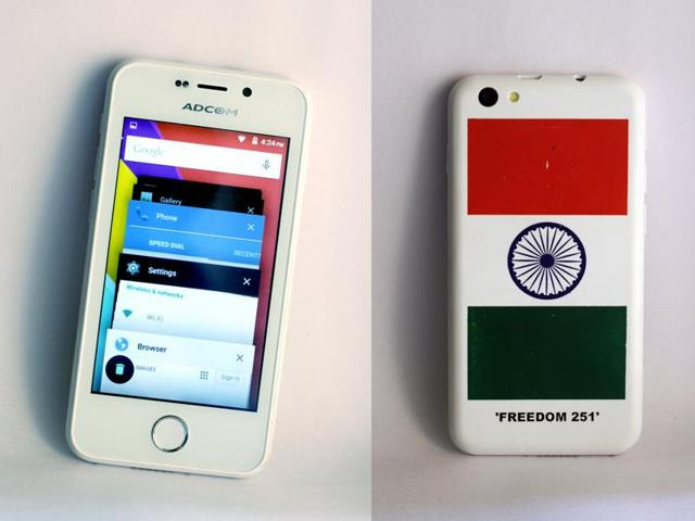 Chinese retailers say Freedom 251 looks like iPhone knock-off