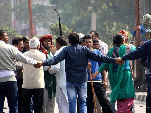 haryana protests