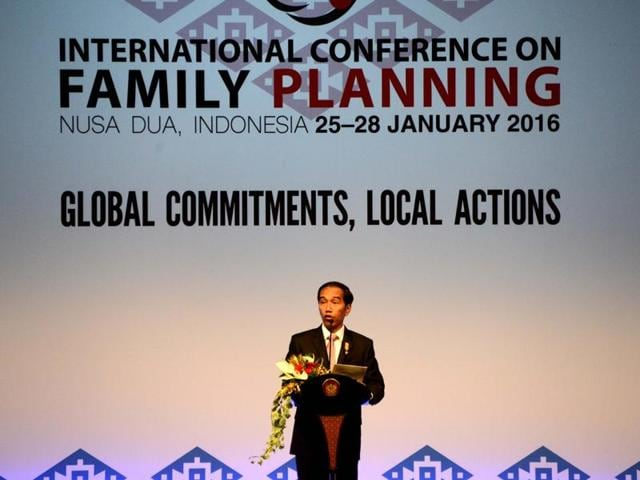 International Conference on Family Planning,ICFP 2016,Bali