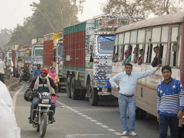 Eight people have been killed in the past few days in violence across Haryana with Jat protestors demanding reservation in jobs and colleges that has badly affected road transport.