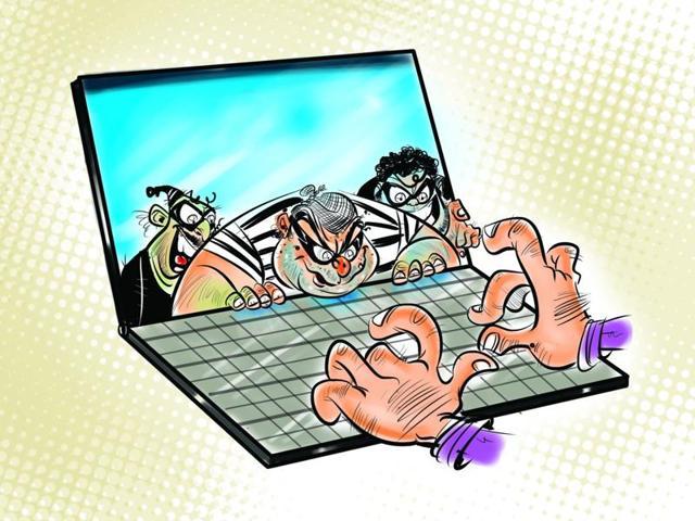 Mumbai,Cybercrimes,Policemen