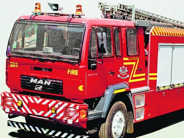 BMC,Mumbai,Fire engines