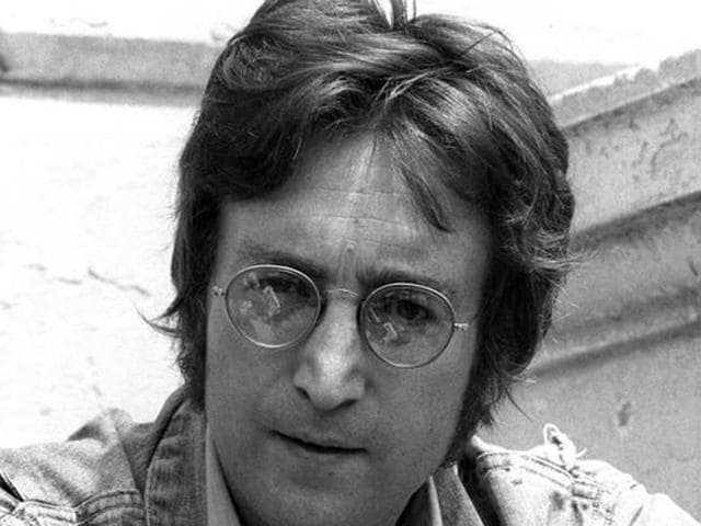 The lock of John Lennon's hair was snipped in 1966 during his preparation for his role in How I Won the War.