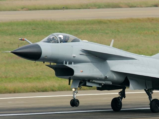 Many countries including Pakistan have shown interest in buying Chinese weapons like the J-10 multirole combat jet has been the source of interest for .(Wikimedia commons)
