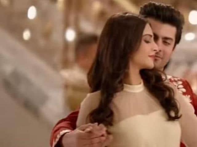 Sonam and Fawad acted together in Khoobsurat. (YouTube)