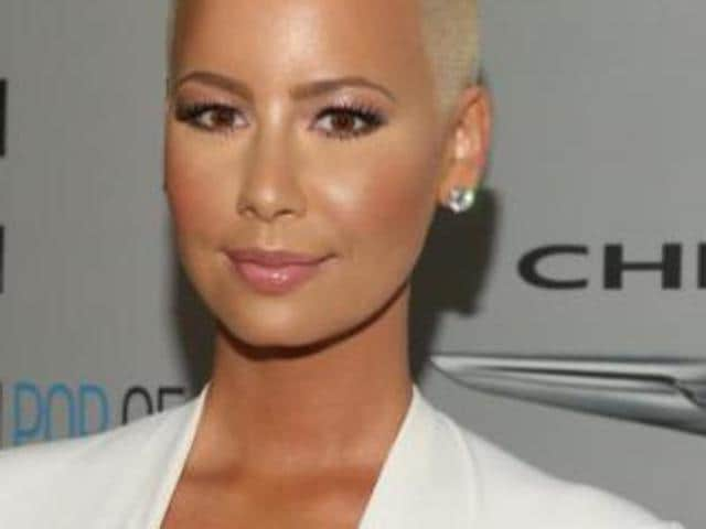 Amber Rose Has The Best Answer For Men Who Don T Understand Consent Hollywood Hindustan Times