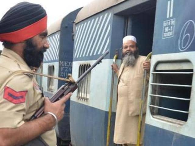 Lahore-Attari Samjhauta Express,Jat agitation,Attari