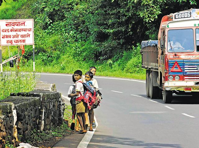 The state has roads measuring about 3.25 lakh km, of which only about 8,000km were notified as national highways and maintained by the central government.