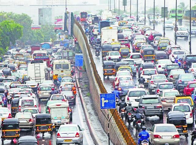 Mobility plan,Mumbai,BMC
