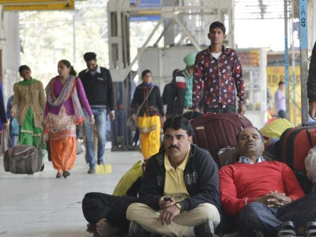 Haryana,Shatabadi Express,Sachkhand Express