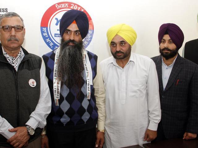 Sarbans Singh Manki